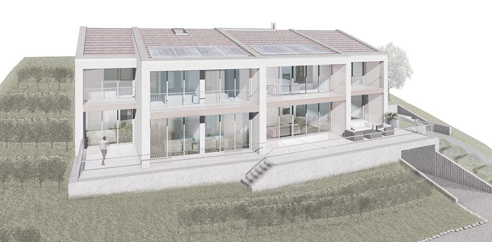 Habitation 2 logements | Lutry