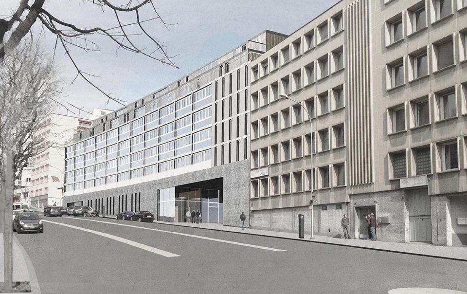 Concours logements sociaux | Lausanne